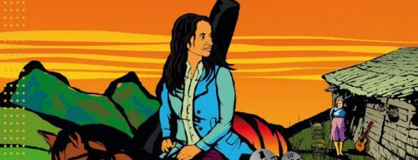 Violeta Parra en Concepción y la frontera del Biobío, Fernando Venegas Espinoza